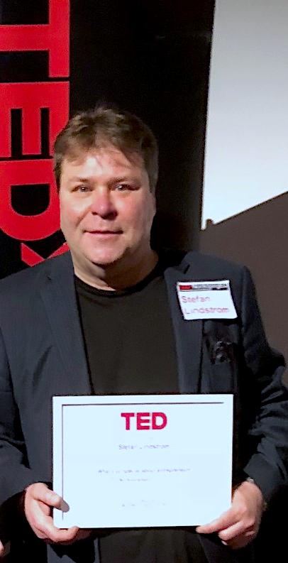 Stefan Lindström - Föreläsare, utbildare, rekryterare.